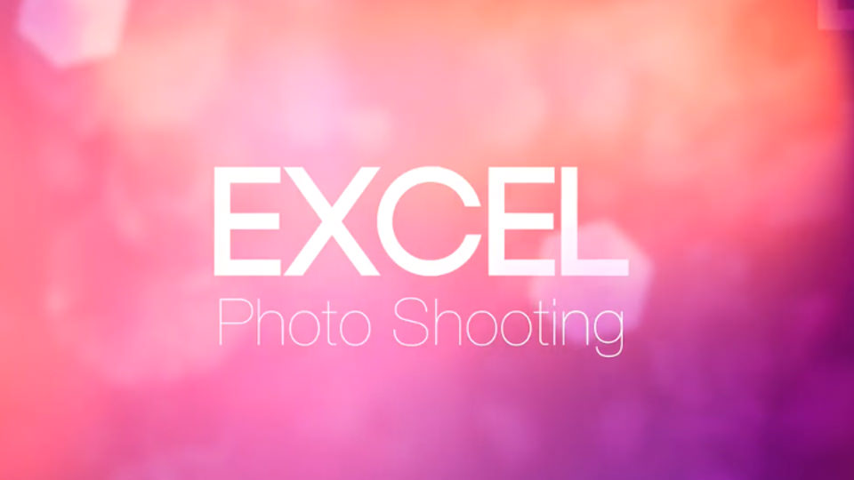 EXCEL Photo Shooting Trailer