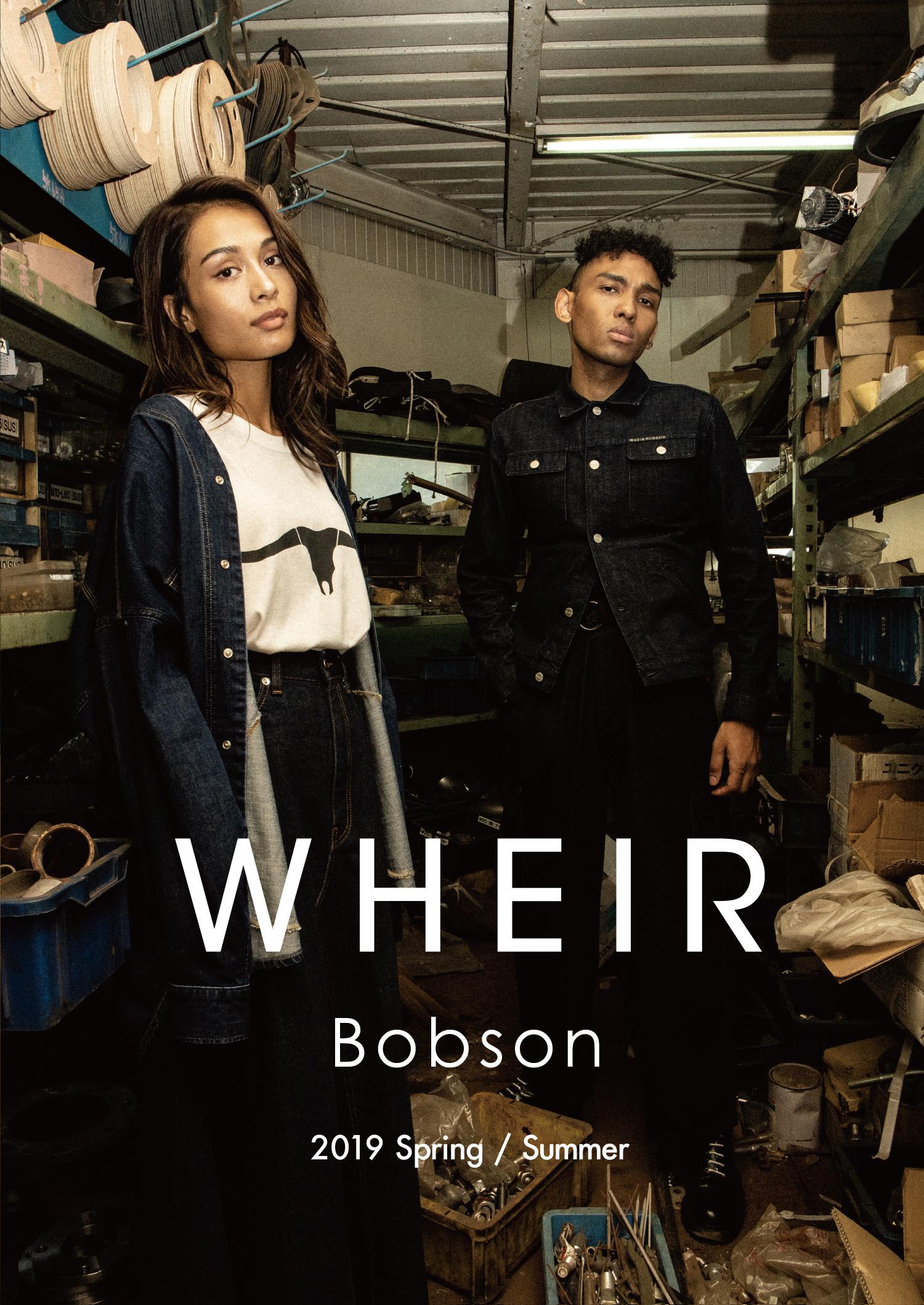 WHEIR Bobson 2019 S/S